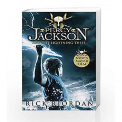 Percy Jackson and the Lightning Thief (Percy Jackson and the Olympians) by Rick Riordan Book-9780141329994