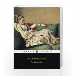 Persian Letters (Penguin Classics) by Montesquieu Book-9780140442816
