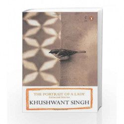 The portrait Of A Lady by Khushwant Singh Book-9780143065876