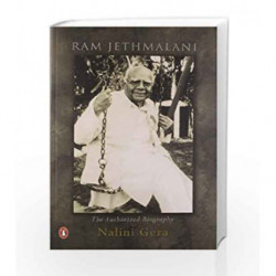Ram Jethmalani by Nalini Gera Book-9780143068518