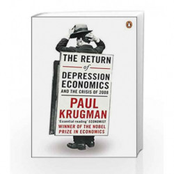 The Return of Depression Economics by Paul Krugman Book-9781846142390