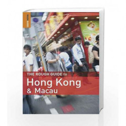 The Rough Guide to Hong Kong & Macau by David Leffman Book-9781848361881