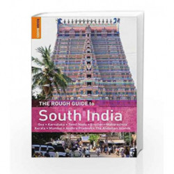 The Rough Guide to South India 5 (Rough Guide Travel Guides) by Abram, David Book-9781843538523