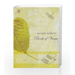 Ruskin Bond's Book of Verse by Ruskin Bond Book-9780143102403
