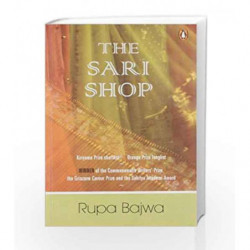 The Sari Shop by Rupa Bajwa Book-9780143031581