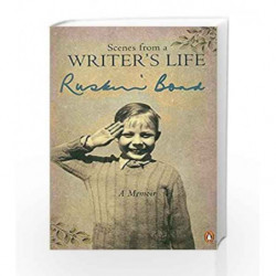Scenes from a Writer's Life by Ruskin Bond Book-9780140270662