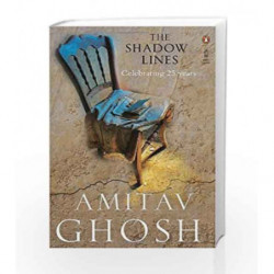 The Shadow Lines by Amitav Ghosh Book-9780143066569