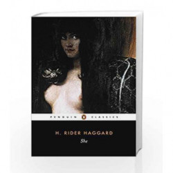 She (Penguin Classics) by H. Rider Haggard Book-9780140437638
