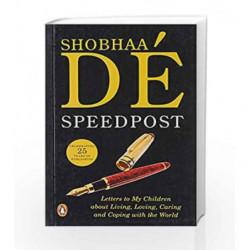 Speed Post by De, Shobhaa Book-9780140293173
