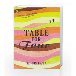 Table for Four by Srilata, K. Book-9780143068198