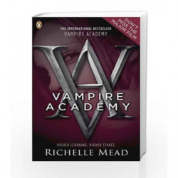 Vampire Academy - Book 1 by Richelle Mead Book-9780141328522
