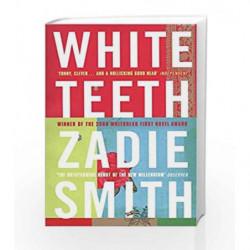 White Teeth (Penguin Essentials) by Zadie Smith Book-9780140276336