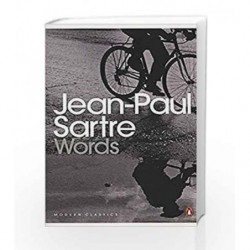 Words (Penguin Modern Classics) by Jean-Paul Sartre Book-9780141183466