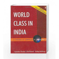 World Class In India by Ghoshal, S., Piramal, G. & Budhiraja, S. Book-9780143028390