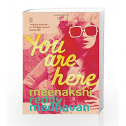 You Are Here by Madhavan Reddy, Meenakshi Book-9780143064343