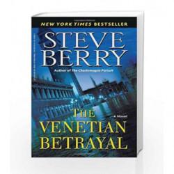 The Venetian Betrayal by Steve Berry Book-9781415948392
