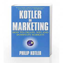 Kotler on Marketing by Philip Kotler Book-9780684860473