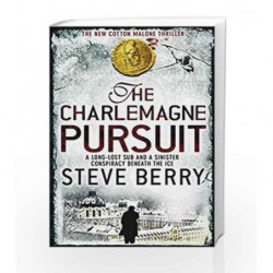 The Charlemagne Pursuit: Book 4 (Cotton Malone) by Steve Berry Book-9780340933480