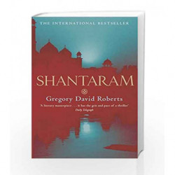 Shantaram by Gregory David Roberts Book-9780349117546