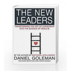 The New Leaders: Transforming the Art of Leadership by Daniel Goleman Book-9780751533811