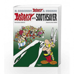 Asterix and the Soothsayer: Album 19 by GOSCINNY RENE Book-9780752866420