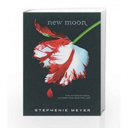 New Moon by Stephenie Meyer Book-9781904233886