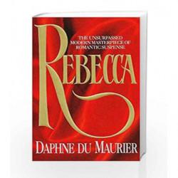 Rebecca by Daphne Du Maurier Book-9780380778553