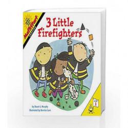 3 Little Firefighters: Math Start - 1 by Stuart J. Murphy Book-9780060001209