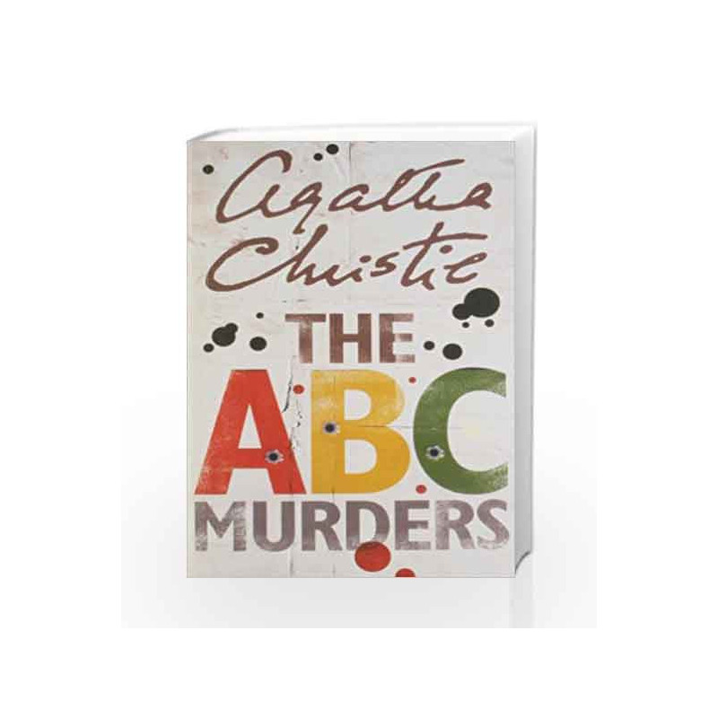 Agatha Christie The Abc Murders By Agatha Christie Buy Online