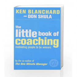 The Little Book of Coaching (The One Minute Manager) by BLANCHARD KEN Book-9780007252077