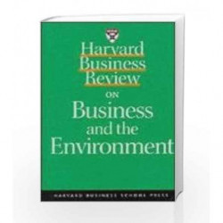 "Harvard Business Review on Profiting from Green Business (""Harvard Business Review"" Paperback) by NA Book-9781578512331"