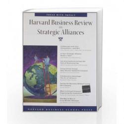 "Harvard Business Review on Strategic Alliances (""Harvard Business Review"" Paperback) by HBR Book-9781591391333"