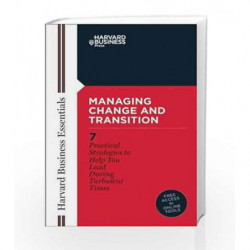 Harvard Business Essentials: Guide to Managing Change and Transition by NA Book-9781578518746
