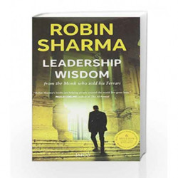 Leadership Wisdom by Robin Sharma Book-9788179922316