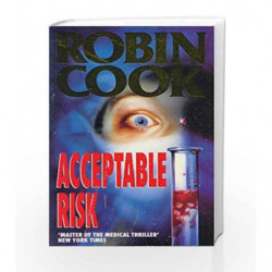 Acceptable Risk by Robin Cook Book-9780330343381
