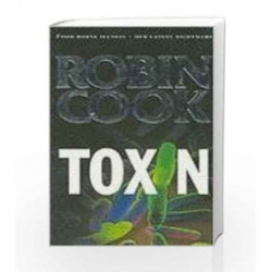 Toxin by Robin Cook Book-9780330368995