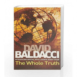 The Whole Truth by David Baldacci Book-9780330456524