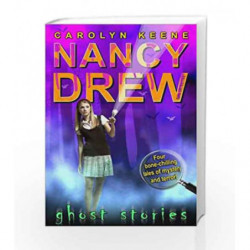 Ghost Stories (Nancy Drew on Campus) by Carolyn Keene Book-9780671691325