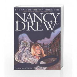 The Case of the Vanishing Veil (Nancy Drew) by Carolyn Keene Book-9780743423441