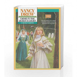 Crime In The Queen's Court (Nancy Drew) by Carolyn Keene Book-9780671792985