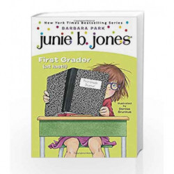 Junie B., First Grader (at last!) (Junie B. Jones) (A Stepping Stone Book(TM)) by Barbara Park Book-9787940039949
