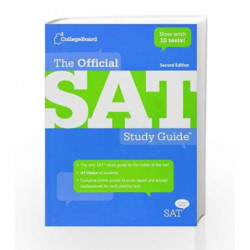 The Official SAT Study Guide by NA Book-9780874478525