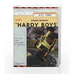 Double Jeopardy (Hardy Boys) by Franklin W. Dixon Book-9780689857805