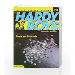 Death and Diamonds (Hardy Boys (All New) Undercover Brothers) by Franklin W. Dixon Book-9781416934028