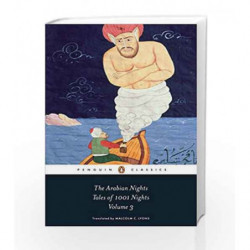3: The Arabian Nights: Tales of 1,001 Nights by Lyons Malcolm Book-9780140449402