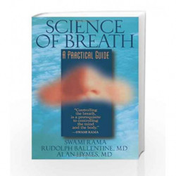 Science of Breath: A Practical Guide by RAMA SWAMI Book-9780893891510