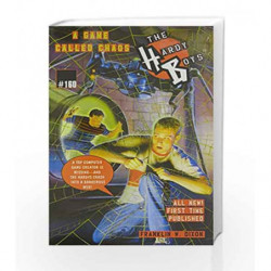 A Game Called Chaos (Hardy Boys) by Franklin W. Dixon Book-9780671038700