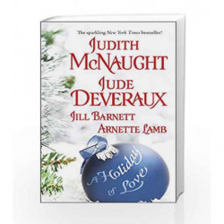 A Holiday of Love by DEVERAUX JUDE Book-9781416517214