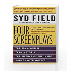 Four Screenplays: Studies in the American Screenplay by Syd Field Book-9780440504900