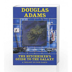 The Hitchhiker's Guide to the Galaxy by Adams Douglas Book-9780330316118